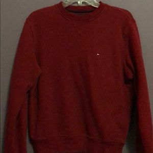 Tommy hilfiger -Cotton Blend-Fleece Sweatshirt